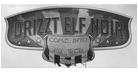 logo Drizzt Elf Noir
