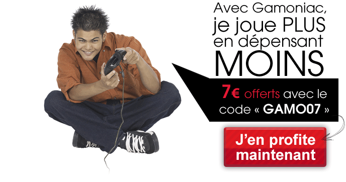 Nouveautes PS3 WII XBOX jouer pour 9,99 euros