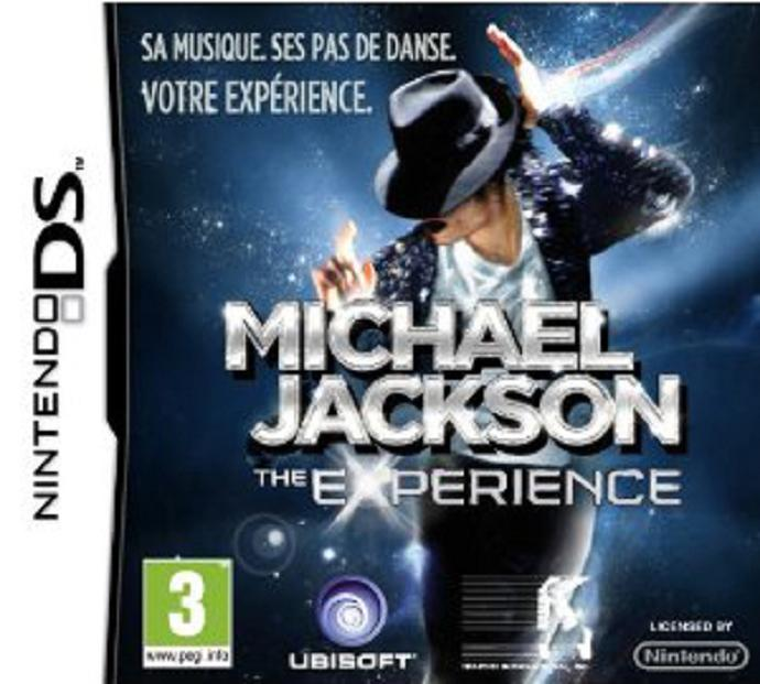 Michael Jackson : The Experience DS