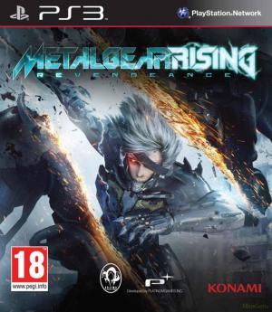 Echanger le jeu Metal Gear Rising : Revengeance sur PS3