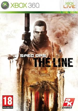 Spec Ops : The Line Xbox 360