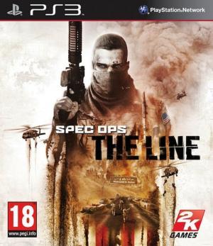 Echanger le jeu Spec Ops : The Line sur PS3