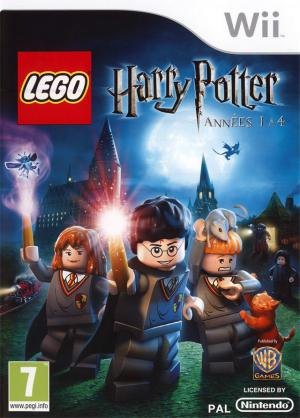 Lego Harry Potter : années 1 à 4 Wii