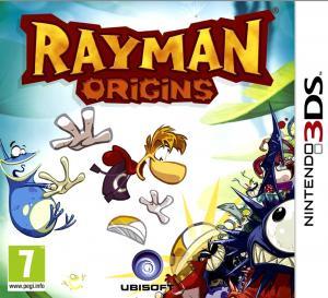 Echanger le jeu Rayman Origins sur 3DS