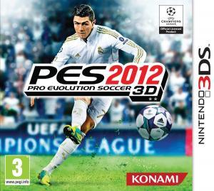 PES 2012 3D 3DS