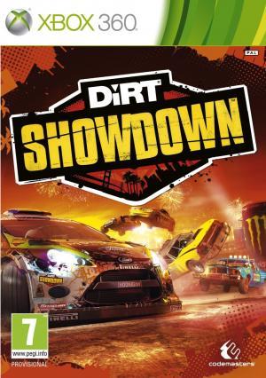 Echanger le jeu DiRT Showdown sur Xbox 360