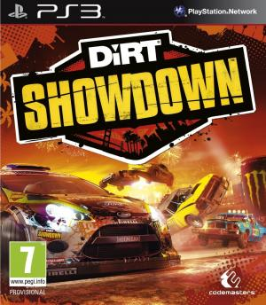 Echanger le jeu DiRT Showdown sur PS3