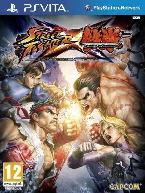 Echanger le jeu Street Fighter x Tekken  sur PS Vita