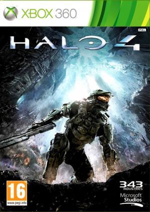 Echanger le jeu Halo 4 sur Xbox 360