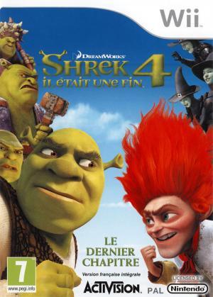 Echanger le jeu Shrek 4 : il était une fin sur Wii