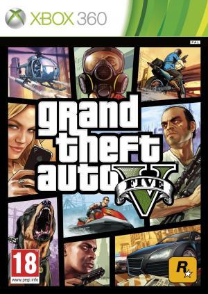 Echanger le jeu Grand Theft Auto V ( GTA 5 ) sur Xbox 360