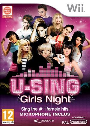 Echanger le jeu U sing Girls Night sur Wii