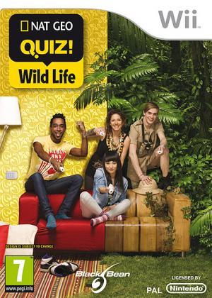 Echanger le jeu Natgeo Quiz! Wild life sur Wii