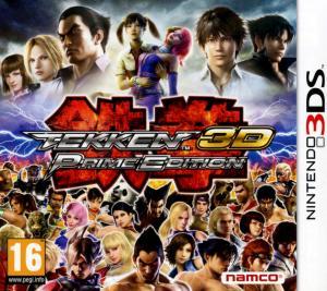 Echanger le jeu Tekken 3D Prime Edition sur 3DS