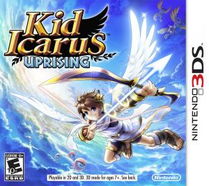 Echanger le jeu Kid Icarus Uprising sur 3DS