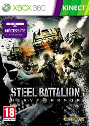 Echanger le jeu Steel Battalion : Heavy Armor sur Xbox 360