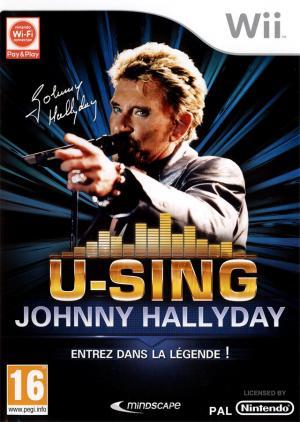 Echanger le jeu U sing Johny Hallyday sur Wii
