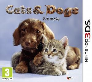 Echanger le jeu Cats & Dogs : Pets at Play sur 3DS