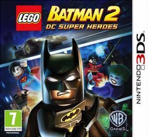 Echanger le jeu LEGO Batman 2 : DC Super Heroes sur 3DS