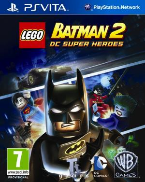 Echanger le jeu LEGO Batman 2 : DC Super Heroes sur PS Vita