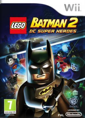 Echanger le jeu LEGO Batman 2 : DC Super Heroes sur Wii