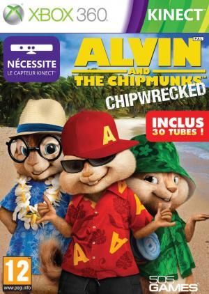 Echanger le jeu Alvin & the Chipmunks : Chipwrecked  sur Xbox 360