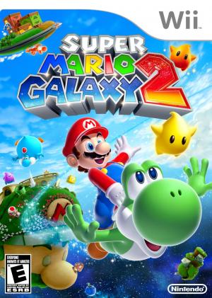Echanger le jeu Super Mario Galaxy 2 sur Wii