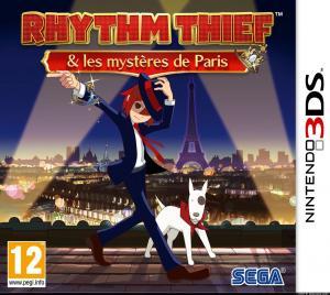 Echanger le jeu Rhythm Thief & les Mystères de Paris sur 3DS