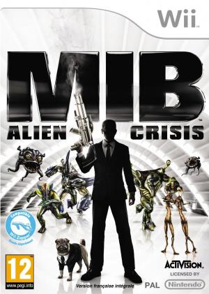 Echanger le jeu Men In Black : Alien Crisis sur Wii