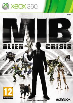 Echanger le jeu Men In Black : Alien Crisis sur Xbox 360