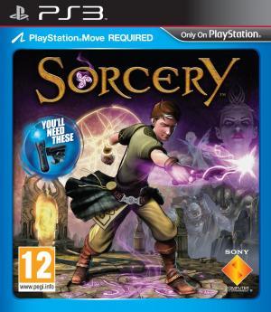 Echanger le jeu Sorcery sur PS3