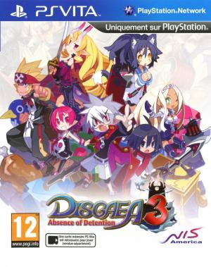 Echanger le jeu Disgaea 3 sur PS Vita