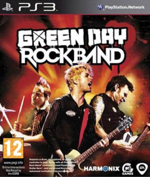Echanger le jeu Green Day Rock Band sur PS3