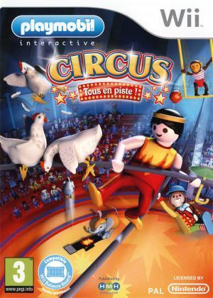 Echanger le jeu PlayMobil Circus, tous en piste sur Wii