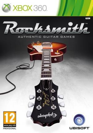 Echanger le jeu Rocksmith sur Xbox 360