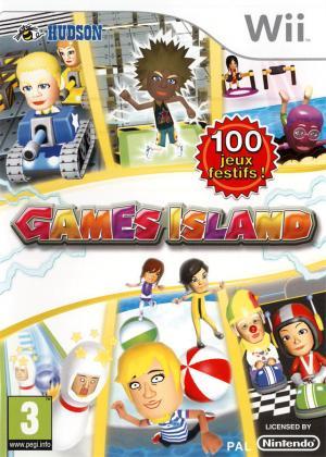 Echanger le jeu Games Island sur Wii