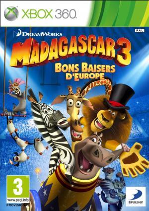 Madagascar 3 : Bons Baisers d'Europe pas cher