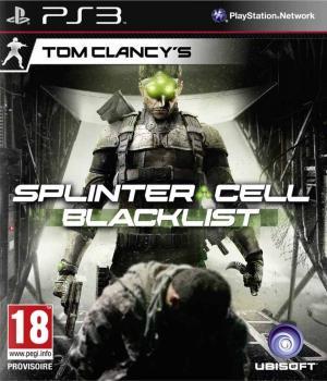 Echanger le jeu Splinter Cell Blacklist sur PS3