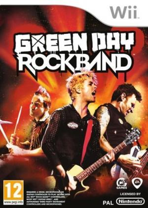 Green Day Rock Band Wii