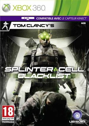 Echanger le jeu Splinter Cell Blacklist sur Xbox 360