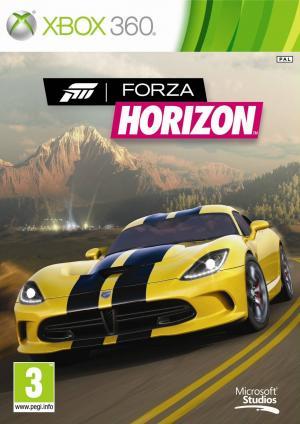 Echanger le jeu Forza Horizon  sur Xbox 360