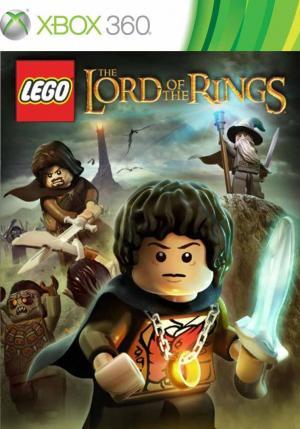 Echanger le jeu Lego Le Seigneur des Anneaux sur Xbox 360
