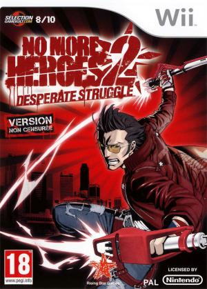 Echanger le jeu No more Heroes 2, Desperate struggle sur Wii