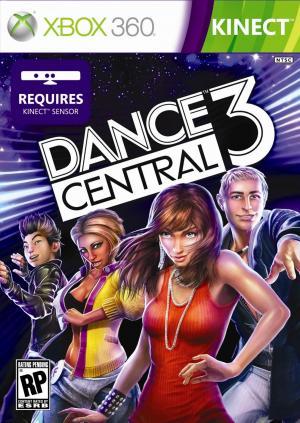 Echanger le jeu Dance Central 3  sur Xbox 360