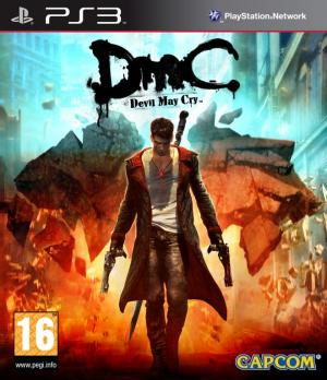 Echanger le jeu DmC Devil May Cry sur PS3