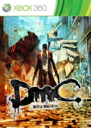 Echanger le jeu DmC Devil May Cry sur Xbox 360