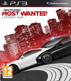 Echanger le jeu Need For Speed : Most Wanted sur PS3