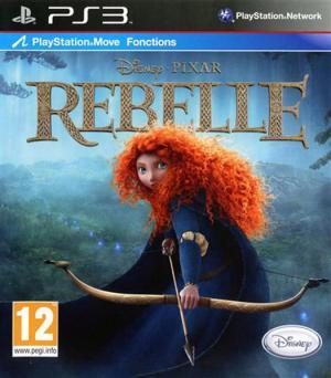 Echanger le jeu Rebelle : Le Jeu Vidéo sur PS3