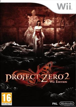 Echanger le jeu Project Zero 2 : Wii Edition sur Wii