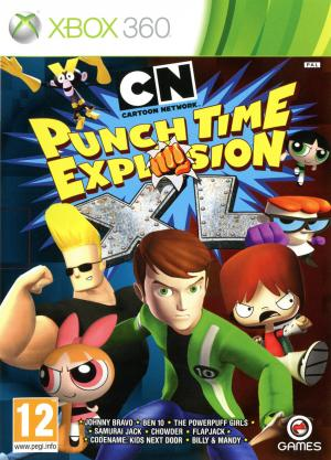 Echanger le jeu The Punch Time Explosion XL sur Xbox 360